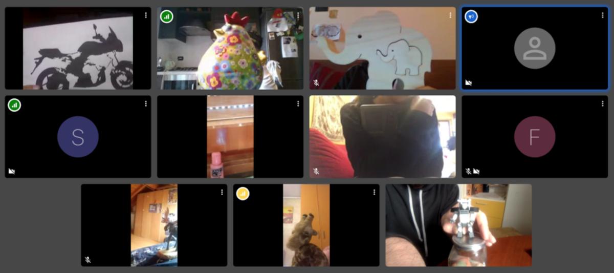 Come creare un ambiente accogliente in videochat